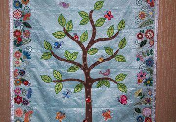 Панно- Древо жизни, Древо семьи