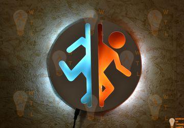 """Светильник-ночник """"Portal"""""""