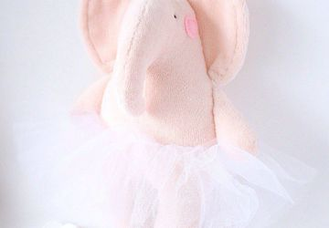 Мягкая игрушка Слоник Фанни