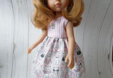 Одежда для кукол Paola Reina, 32 см