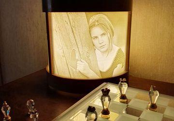 Светильник - ночник с Вашими фотографиями на заказ