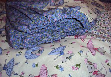 Детское постельное белье .