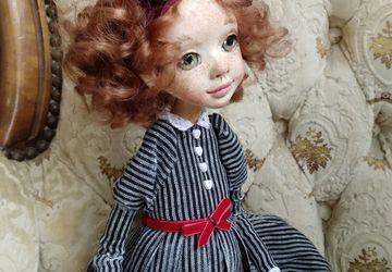Куколка  Сашенька