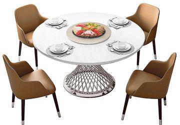 Крутящийся центр стола 50 см в китайском стиле