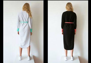 "Махровое платье COMFORT line by Ksusha Raikova"""