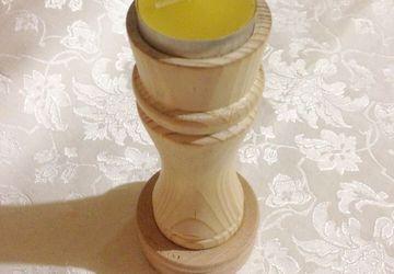 Подсвечник для декоративных плавающих свечей.
