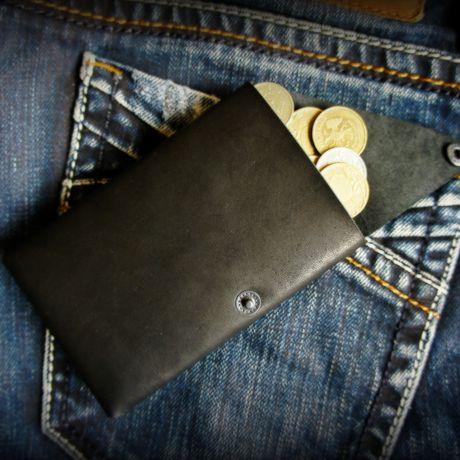 натуральная монетник картхолдер кошелекизнатуральнойкожи визитница кожа кошелек