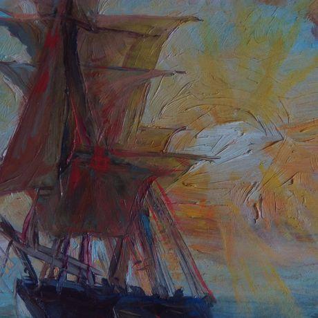 вдохновение живопись творчество искусство картина подарок