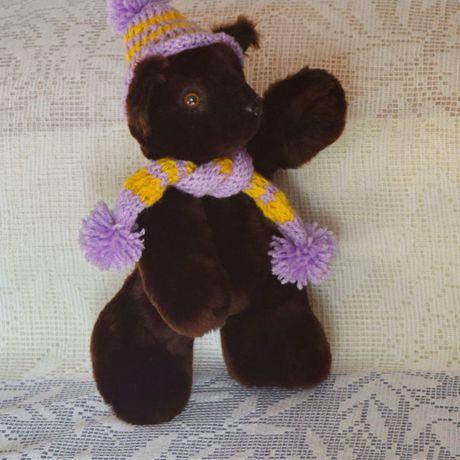 мимимишка мехмутон игрушка купить мишка сувенир медведь hendmade ручнаяработа подарок