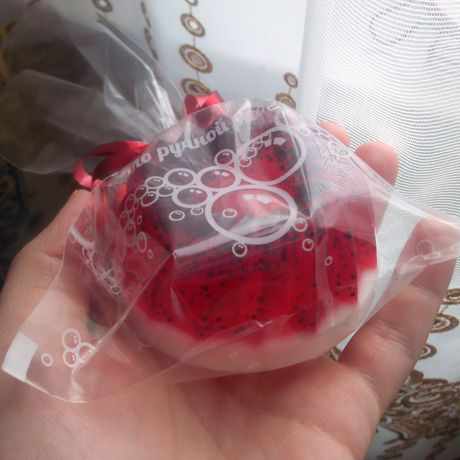 клубника мылоручнойработы handmade мыло ручнаяработа подарок