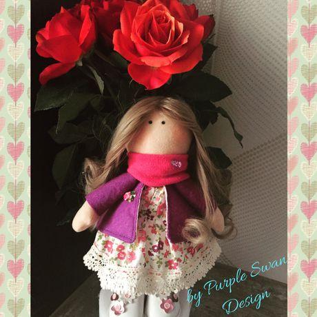 игрушка кукла девочки декор интерьерная интерьер подарок
