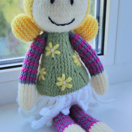 вязаниеназаказ инетерьернаякукла вяжуназаказ кукла куколка вязание детям интерьернаяигрушка подарок