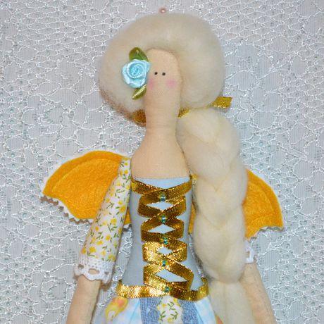 игрушка кукла handmade тильда ручная пряник плюшевый работа подарок