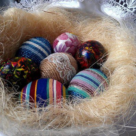 воск асорти пасха яйца