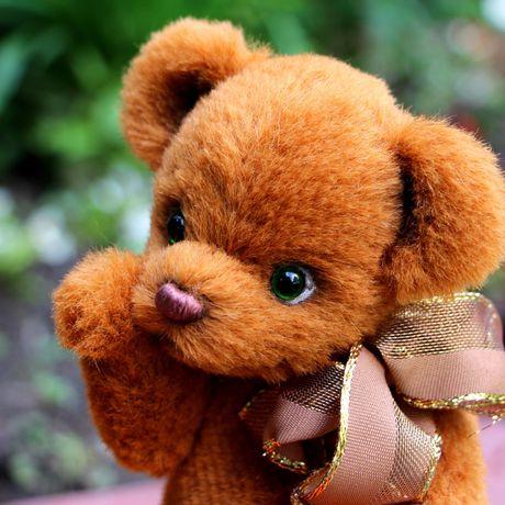 тедди teddybears рыжиймедведь авторскийтедди медведь bear теддимишка