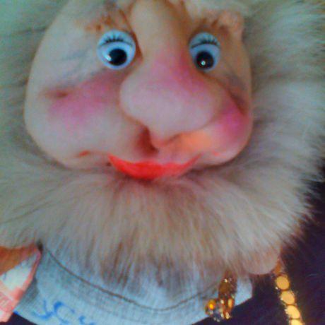 талисман кукла ручная работа подарок