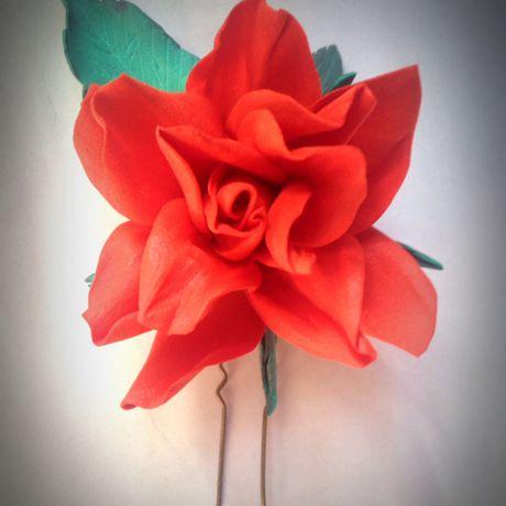 шпилька урашение цветок шпилькадляволос