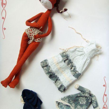 игрушка текстильнаякукла кукла handmade рыжий авторскаякукла лиса купитьподарок подарокдлядевушки ручнаяработа  купитькуклу куклалиса подарокдлядевочки интерьернаякукла