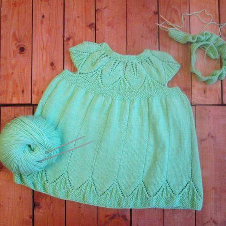 длядевочек ручнаяработа платье дети