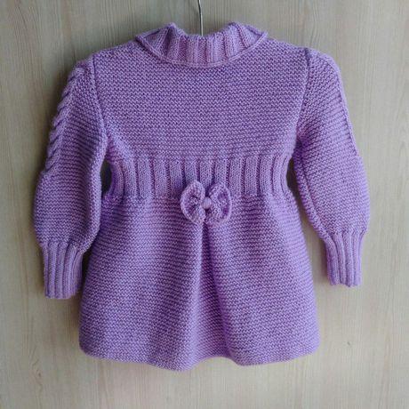 madebynika ручнаяработажакет кардиган вязание длядевочки заказ назаказ спицами для хендмейд детей стиль мода