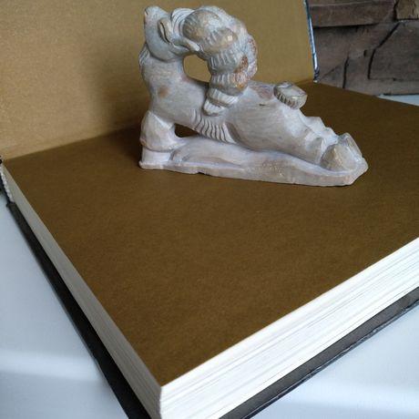 козлик сувенир резьба скульптура подарок камню