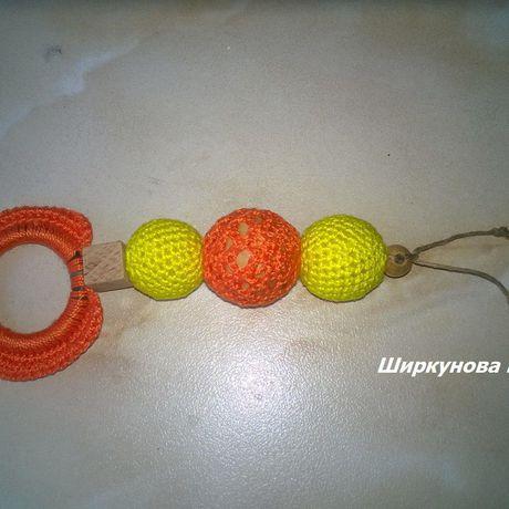 можжевеловый игрушка детям развивающая грызунок