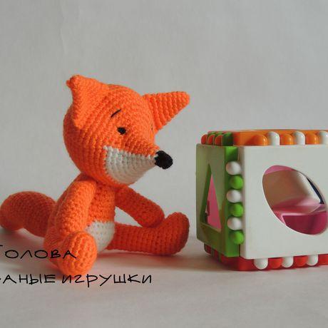 лис лисичка лисёнок подарки дети