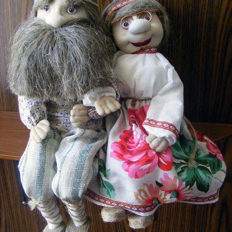 семья домовой новоселье годовщина оберег пара интерьер кукла