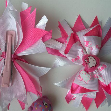 бантики длядевочек украшениядляволос заколочки бантикизаколочки hellokitty розовыебантики розовыезаколочки заколкидляволос