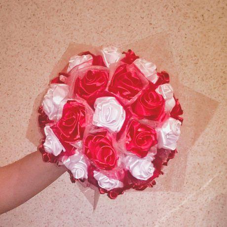 белый розы свадьба праздник красный украшение букет подарок