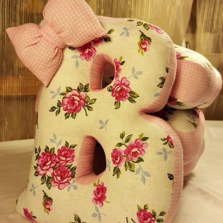 14 февраля букваподушка именины имя игрушка подушка рождения день буква подарок