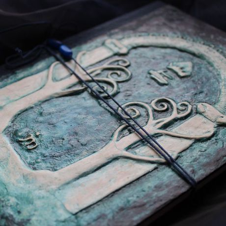 блокнотручнойработы блокнот handmade sketchbook скетчбук notebook ручнаяработа властилинколец lordoftherings блокнотвтвердойобложке аэропластик