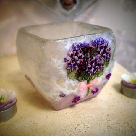 глина уникальныйподарок декупаж handmade ваза хендмейд творчество полимернаяглина подарок
