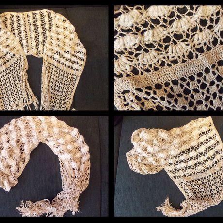 подарок вязание эксклюзив шерсть тепло