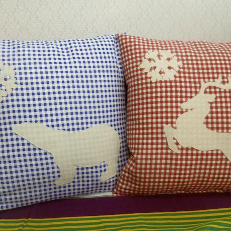 подушкиновогодние подарки подушки ручнаяработа новыйгод