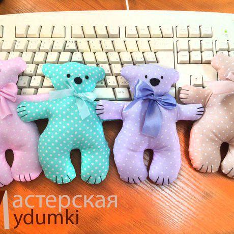 подарки мишка медведь хендмейд игрушкиназаказ мягкаяигрушка ручнаяработа мишутка дети