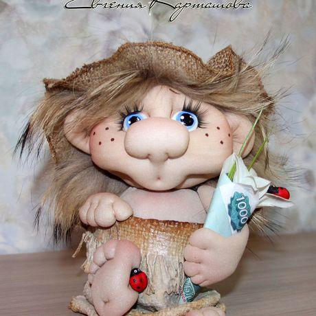 капрона скульптурный кукла ручная текстиль из шитье работа подарок