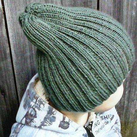 детское вязание шапочка спицы заказ