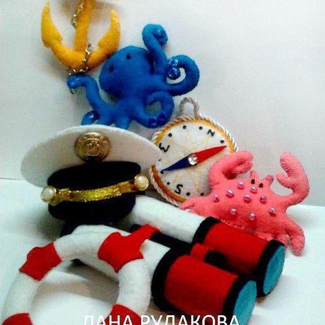 младенец штурвал игра буква панно детям имя мальчикам крестины декор имена море морской буквы деньрождение малыш оригинально украшение детскаякомната фетр подарок
