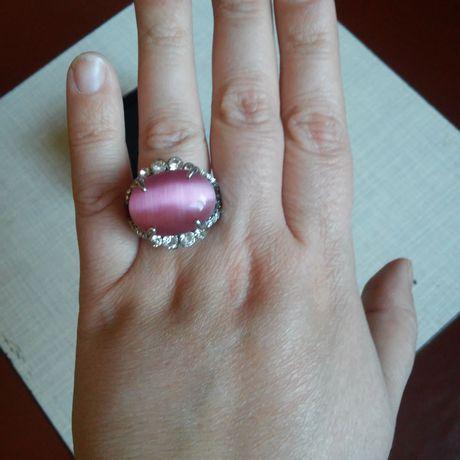 украшение глаз бижутерия кольцо перстень кошачий