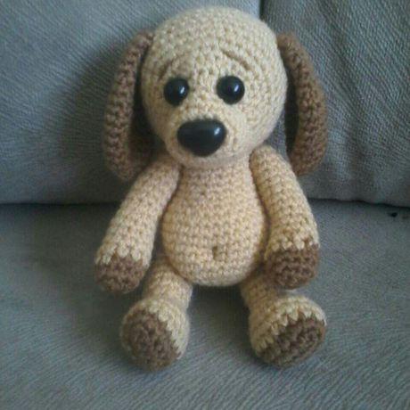 игрушки собака амигурами