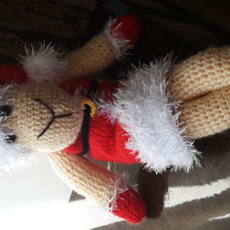 детям#игрушки#подарки#present#santa#newyear#овечка#новыйгод
