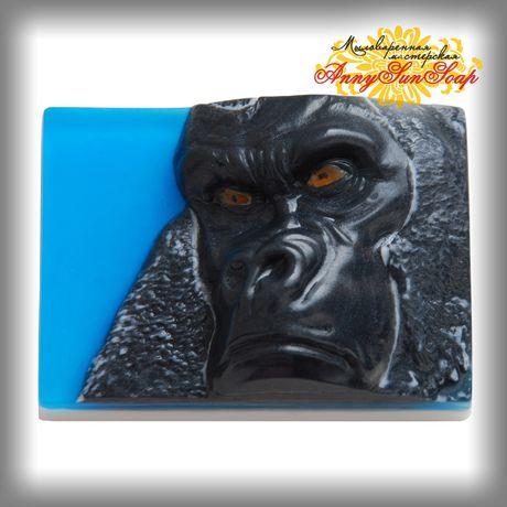горилла макака мыловарение символгода2016 мылоручнойработы 2016 подарки обезьяна мыло ручнаяработа символгода новыйгод подарок