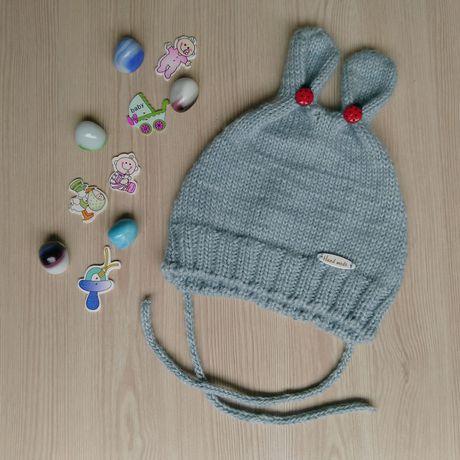 handmade вязание шапочка дляноворожденных заказ крючком хендмейд шапкасушками вязанаяшапка ручнаяработа