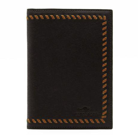 паспорт кожаная handmade cangurione обложка