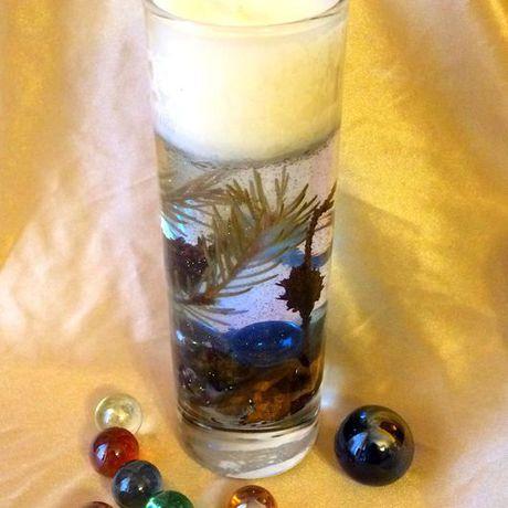работы гелевая ручной свеча сувенир свечи огонь природа подарок