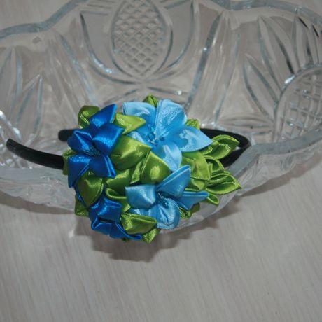 канзаши ободок ободки венки дляволос