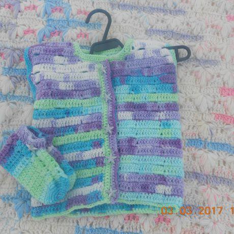 детский комплект мальчику безрукавка жилетка тапоки девочке детям крючком жилет пинетки подарок