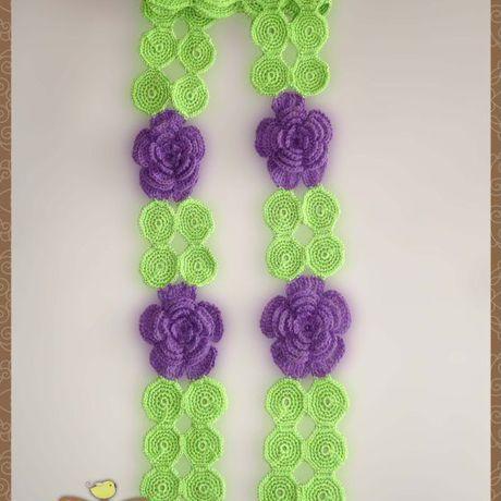 загадка ирландское шарм зелень женщин круг детей декор вязание пояс для кружево пряжа сиреневый кольцо крючком шарф фантазия розовый яркий роза цветок