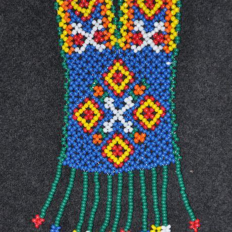 бисер гайтан традиционноеукрашение бисерноеукрашение бисерныйгайтан этностиль народныйкостюм